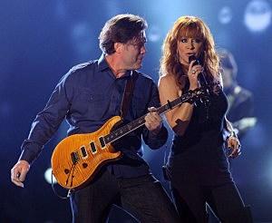 Reba American Country Awards 2010 - Show