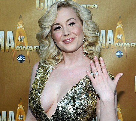 44th Annual CMA Awards - Arrivals Kellie Pickler