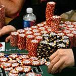 Texas Hold 'em Poker Championship Held In Las Vegas