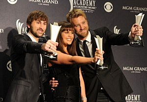 46th Annual Academy Of Country Music Awards - Press Room