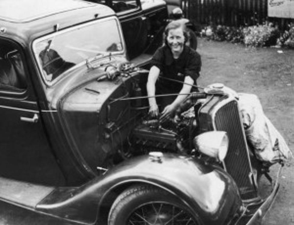 Lessons From A Woman Mechanic