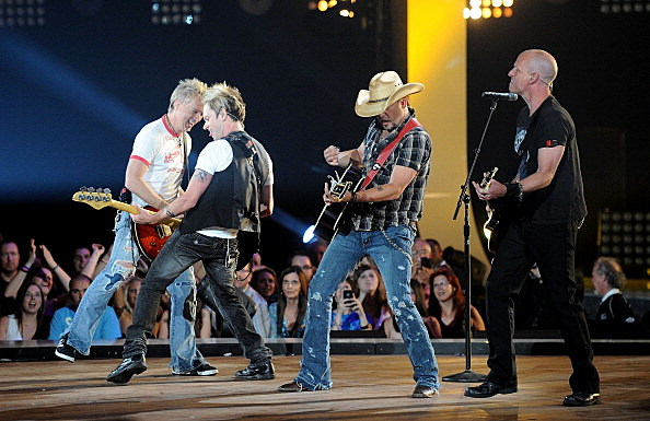 2011 CMT Music Awards - Show