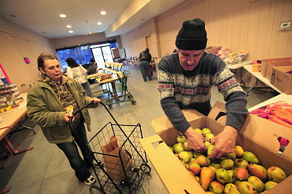 Local Pantries See An Increase For Food Assistance
