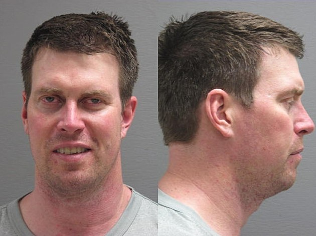 Ryan Leaf Booking Photo - April 2, 2012