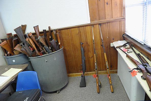 Assault Rifle Guns New Jersey