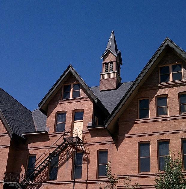 Montana Hall
