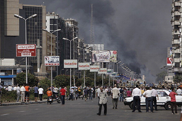 Many Feared Dead As Egyptian Security Forces Clear Cairo Protest Camps