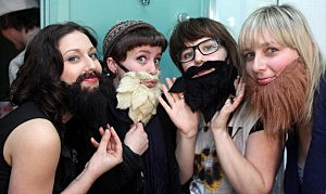 Bearded Ladies