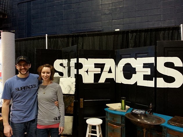 Surfaces Booth