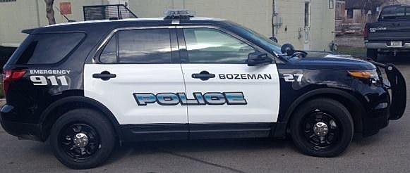 bozeman police dept