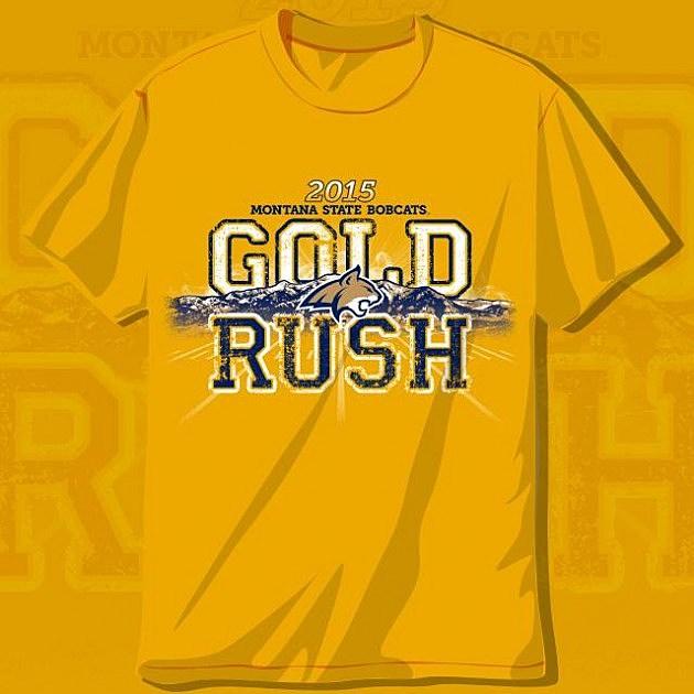 gold rush jersey
