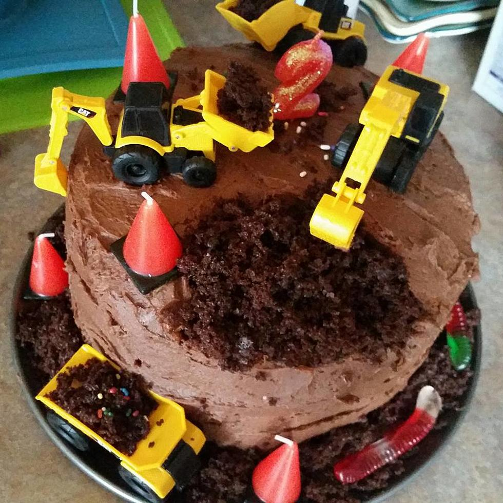 Check Out The Cake Super James Is Getting For His 2nd Birthday