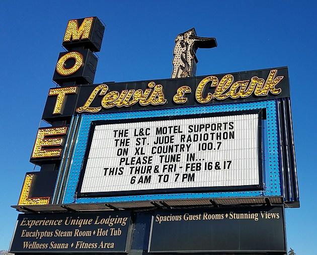 photo courtesy of the Lewis & Clark Motel