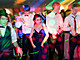 Students Participate In Their School's Final Year Prom Dance