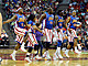 Harlem Globetrotters v World All-Stars At The Thomas & Mack Center In Las Vegas