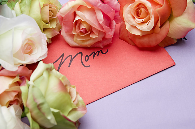 Mom-Card & Flowers