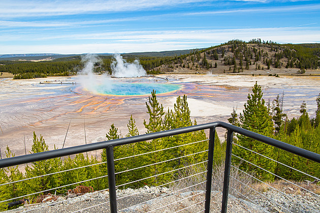 Yellowstone-Grand Prismatic