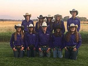 Bridger Mountains High School Rodeo Team