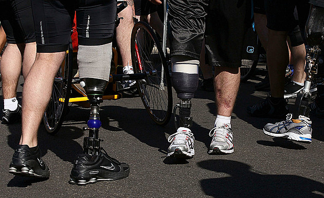 Bidens, Gates Launch Wounded Warrior Soldier Ride At The White House
