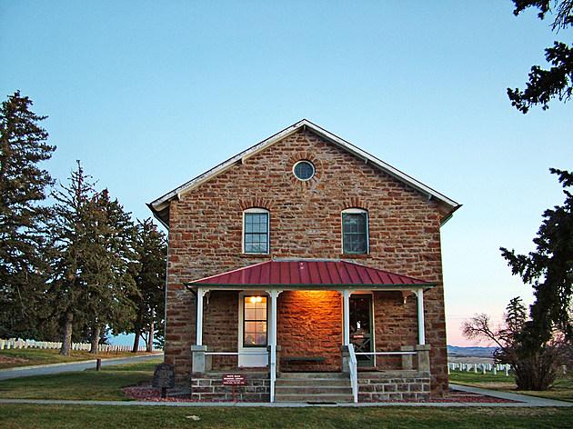 Custer National Cemetary/NPS Photo