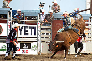 Photo courtesy of the Livingston Classic PBR